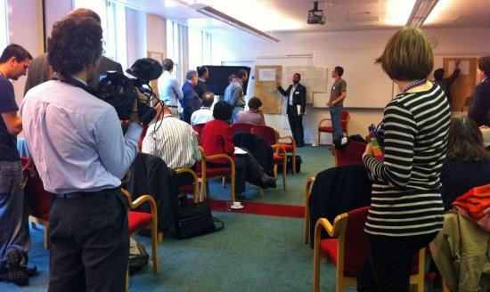 open data consultation event