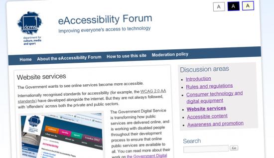 eaccessibility forum