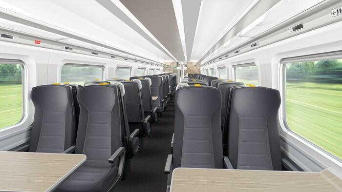 Train, credit @transportgovuk