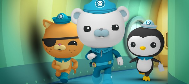 The-Octonauts