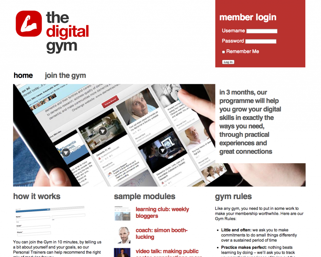 Digital Gym