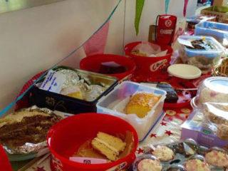 CommsCamp15 cakes