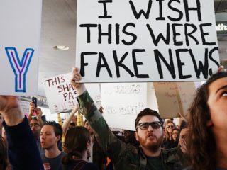 I wish this were fake news crowd